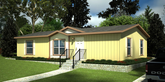 Carlsbad Manufactured Mobile Single Story Homes
